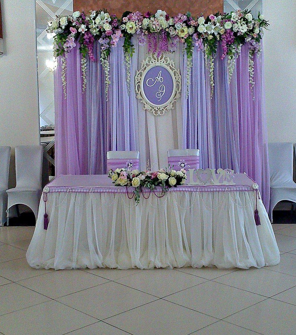 украшение свадебного стола жениха и невесты фото американская киноактриса