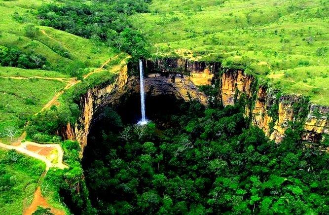 Природа Бразилии мечта