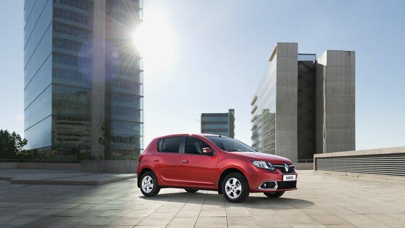 Новый Renault Sandero доказывает: практичность может быть красивой!