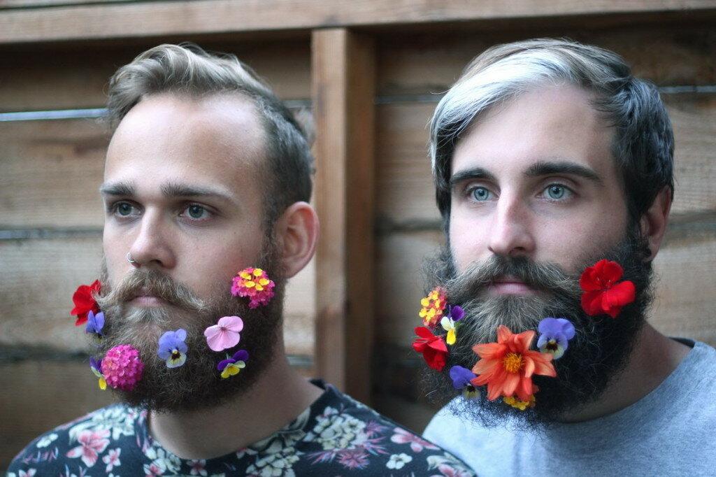 Технология, картинки смешные с бородой