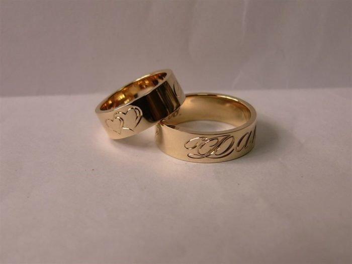 Привлекательные кольца