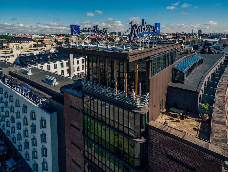 Radisson Blu Seaside Hotel - Хельсинки