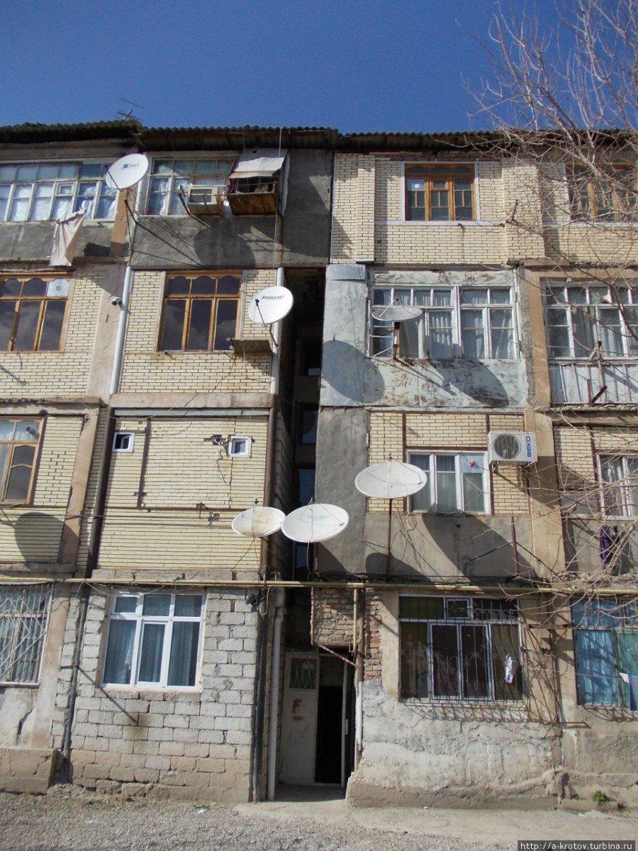 """Город балконов - нахичевань (30 фото) """" триникси."""