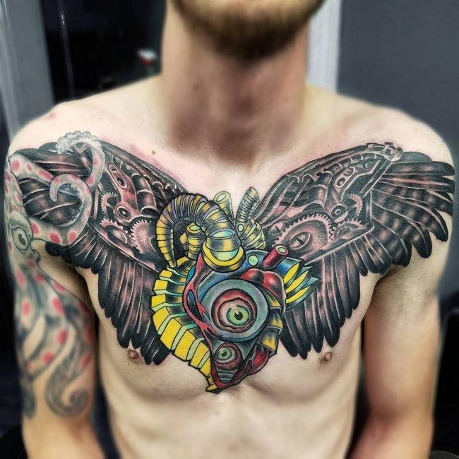 wings tattoo meanings itattoodesignscom