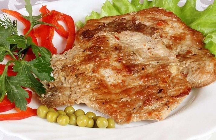 эскалоп из свинины рецепт приготовления-хв9