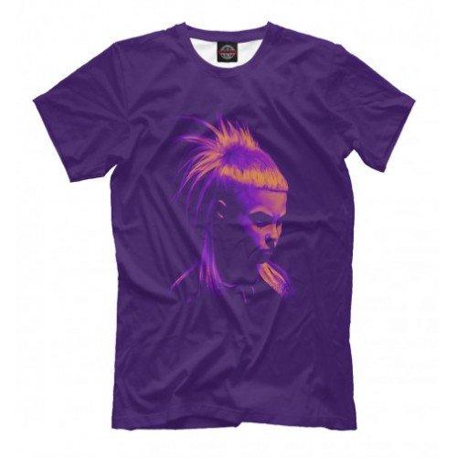 Мужская футболка 3D Psystetic