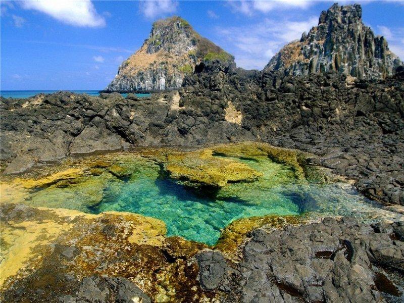 Природа Бразилии панорама