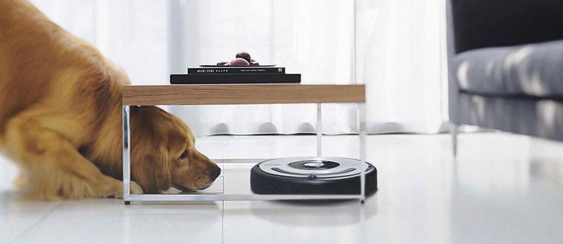 Автоматический робот пылесос iRobot Roomba 631