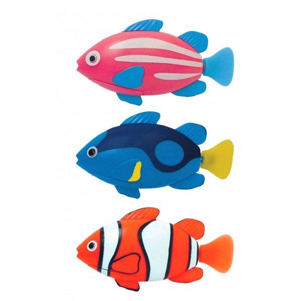 """В магазине Invitro собран огромный каталог, где не последняя роль отведена разделу Детская игрушка """"Рыбка"""", Acquariottiпластик EF-POB1"""
