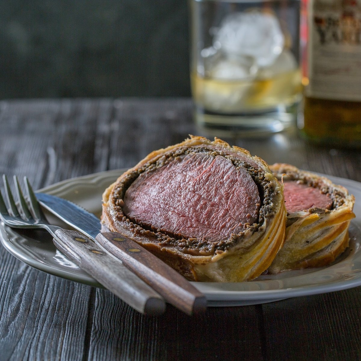 Свинина веллингтон рецепт с фото ячеек