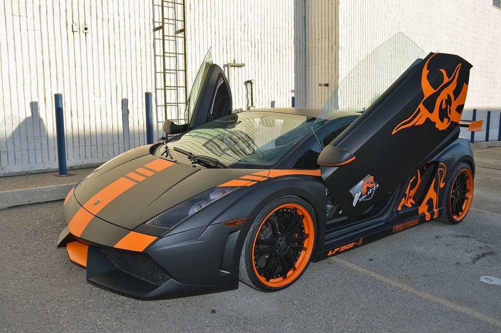 Quot С первого проекта по модернизации Lamborghini Gallardo прошло немало времени Но с каждой новой