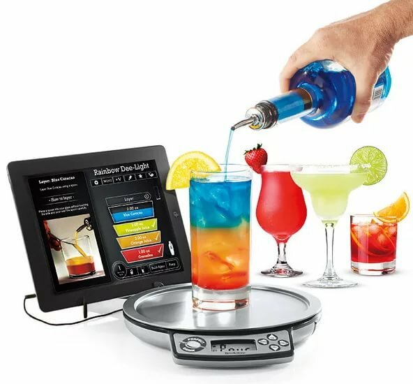 iCover.ru Купить Brookstone Perfect Drink App-Controlled Sma