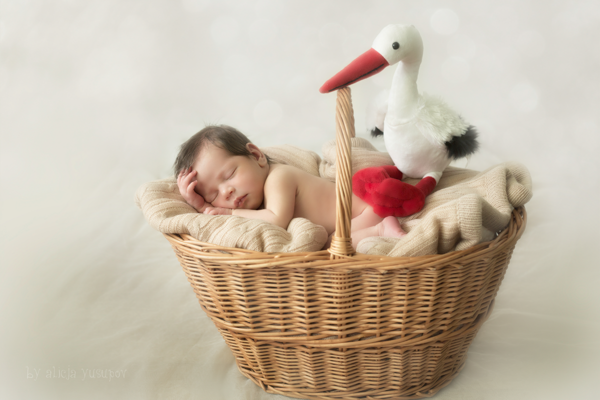Картинки, картинки с младенцами красивые с аистом