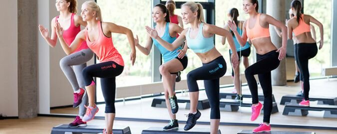 спортивная  ходьба,фитнес