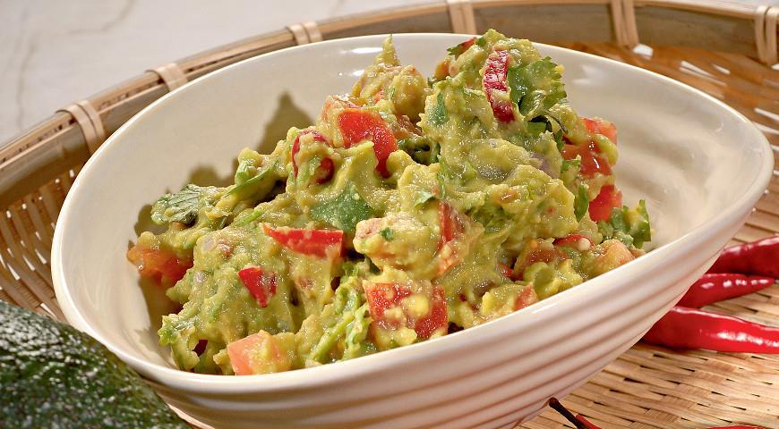 рецепт гуакамоле с фото