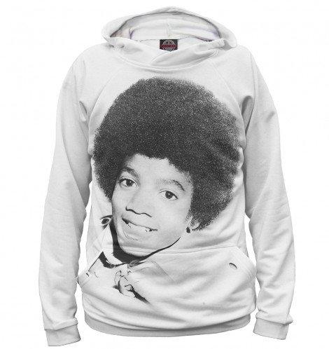 Худи для девочки Michael Jackson
