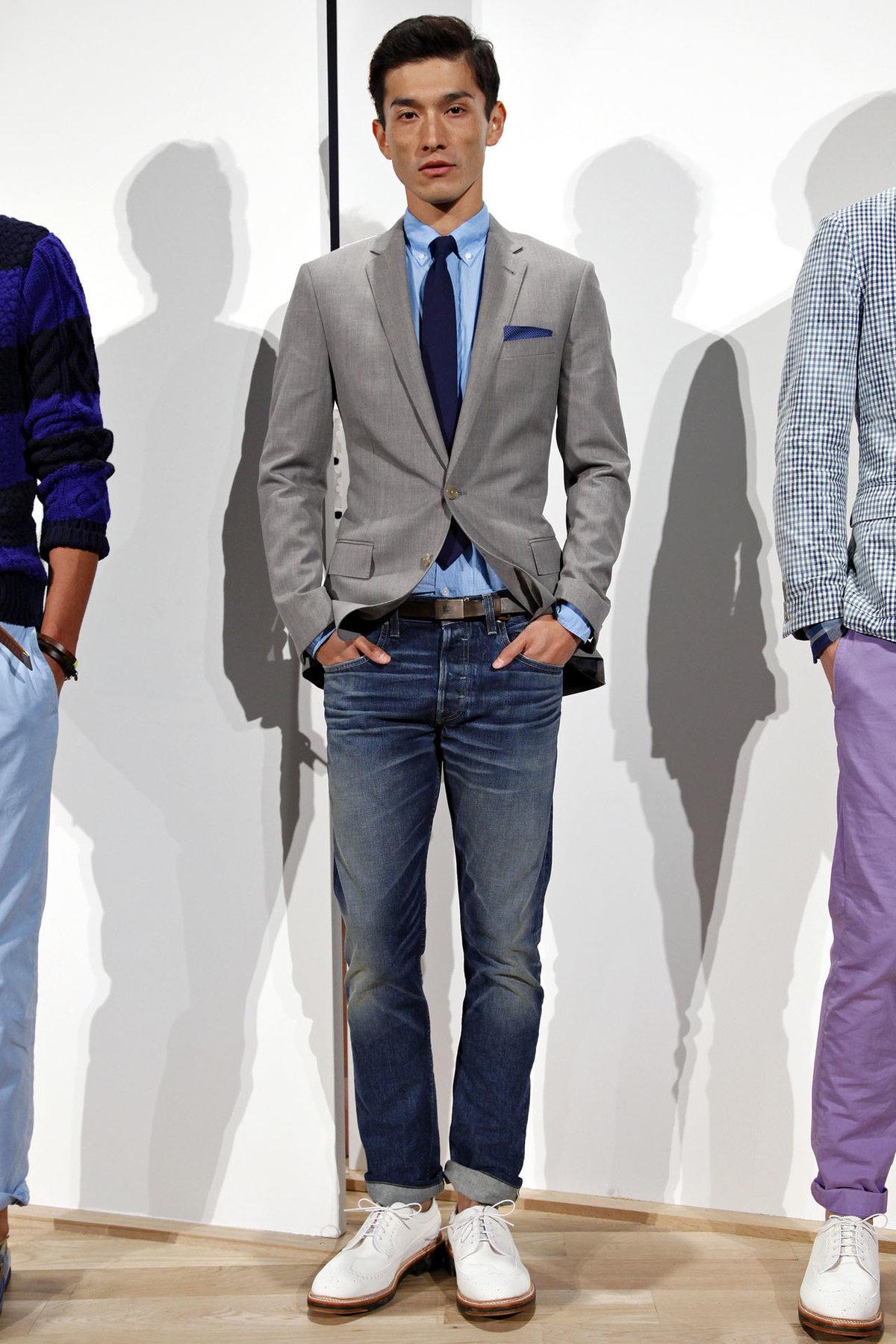 фотографии, одежда для худых мужчин фото весна