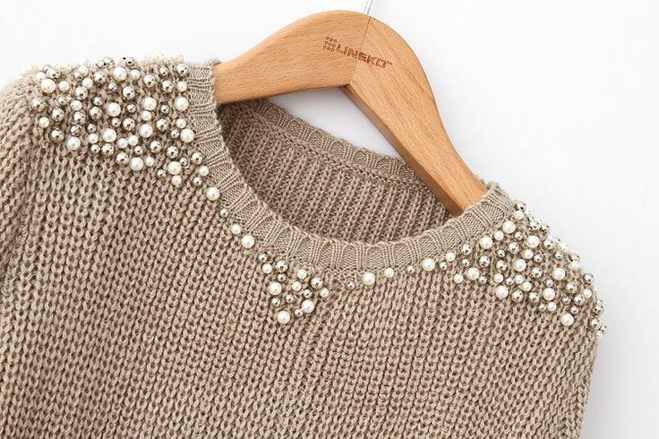 Фото украшений для свитера