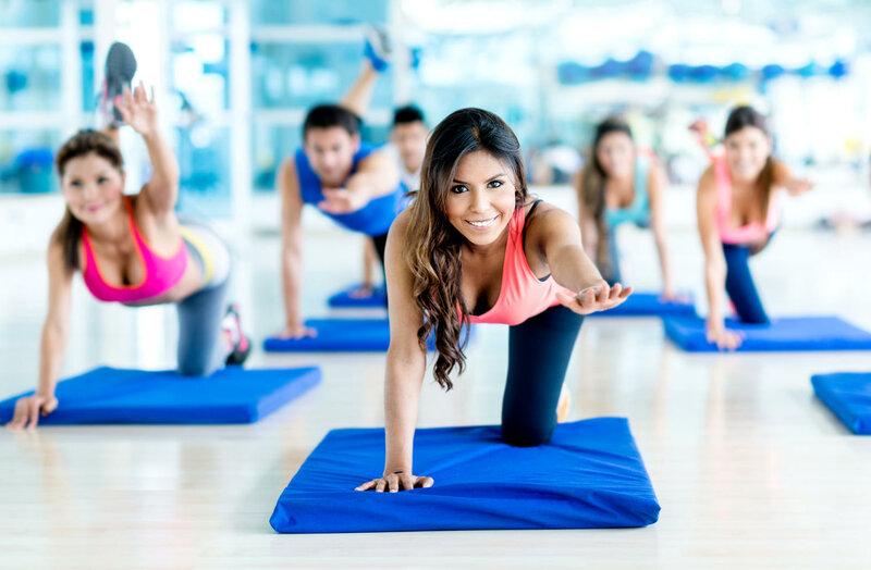 Фитнес - это наслаждение жизнью