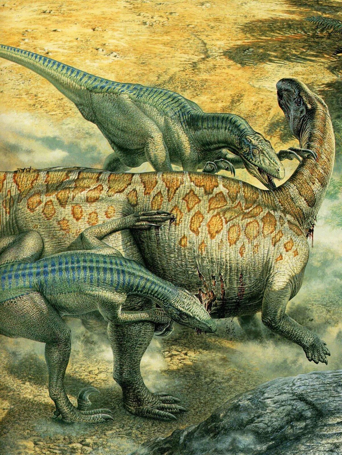 Старые динозавры картинки