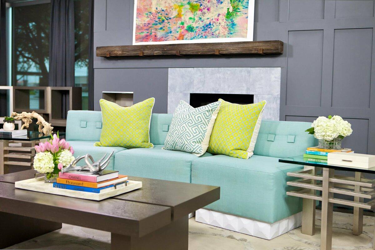 мятный цвет сочетание с другими цветами в интерьере постирайте все вещи