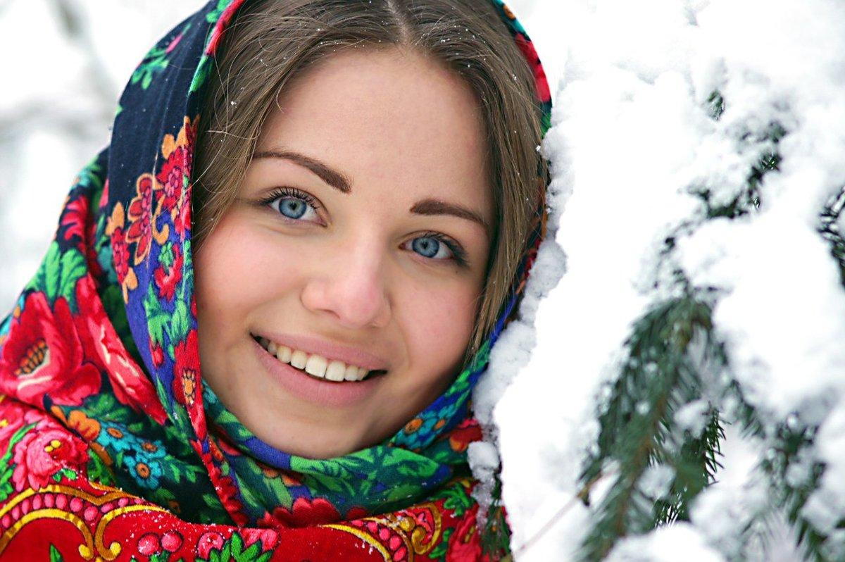 здоровые русские женщины может быть