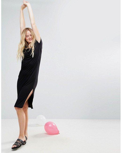 520f2c2c65e 19 карточек в коллекции «Женское короткое платье-футболка ...