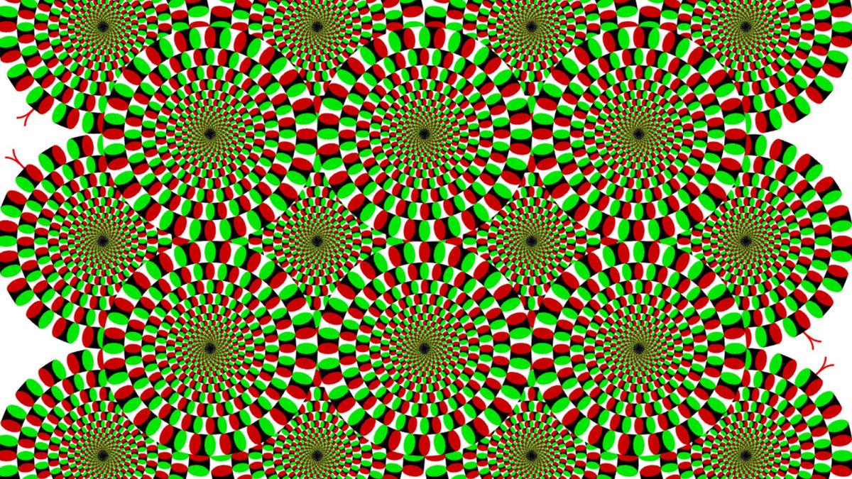 Анимация статичной картинки, картинках