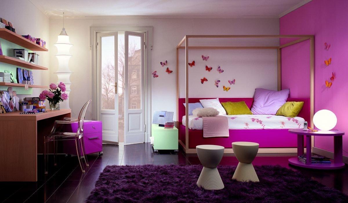 Картинах, картинки красивые комнаты для девочек