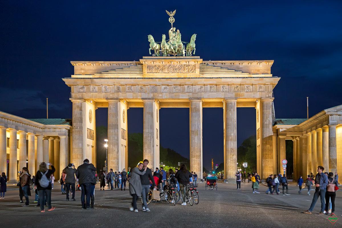 s1200 - Как самостоятельно путешествовать по Германии