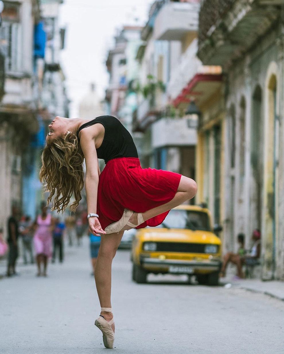 отправить танцы на улице фото лесная фея