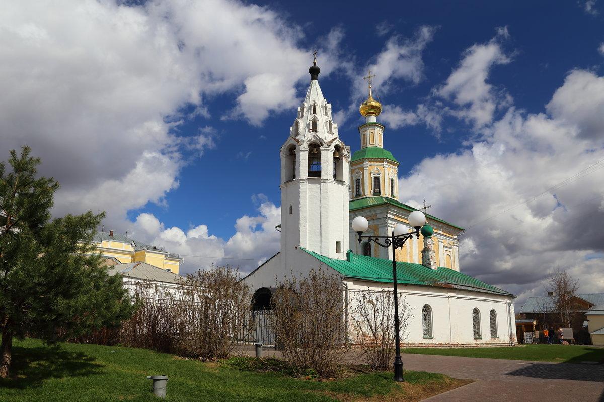 Владимир церкви фото