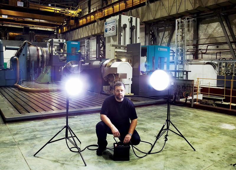 Фотосъемка что такое генераторный свет