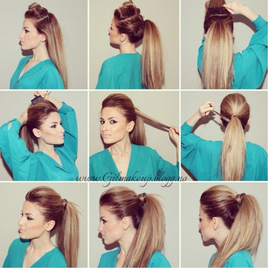 Сделать прическу на каждый день даже на короткие волосы немного оригинальнее при помощи одного или нескольких жгутов в непривычном месте – это под силу любой маме.