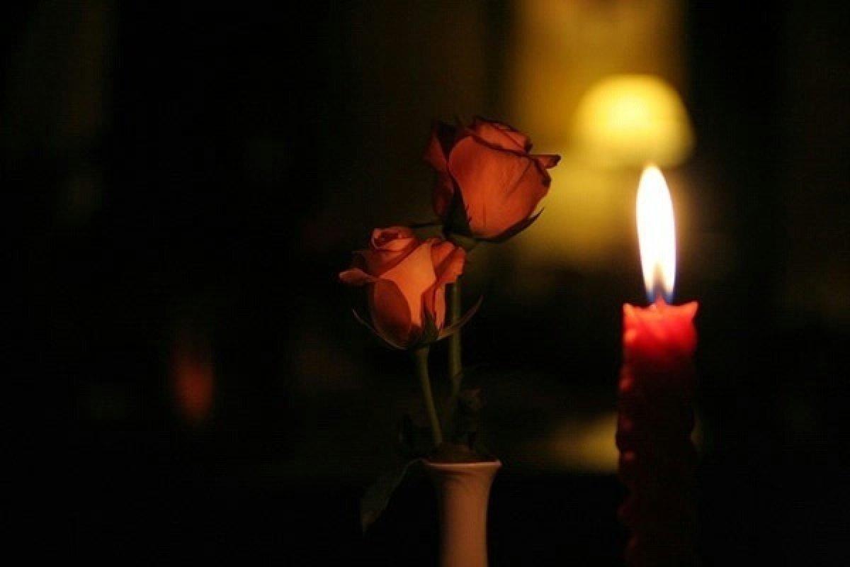Детские своими, открытки со свечой скорби и соболезнования