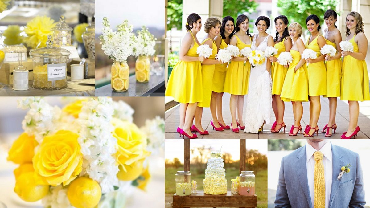 Stylish Spring Wedding Themes Top 5 Color Theme For Spring W Card