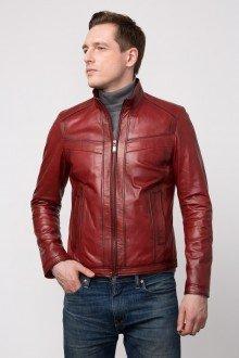 Кожаные куртки https   bit.ly 2uD4eq0 Кожаная мужская зимняя куртка Модные 2ccbcbb0948