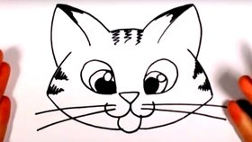 how to draw a cute cartoon cat wikihow - HD 1920×1080