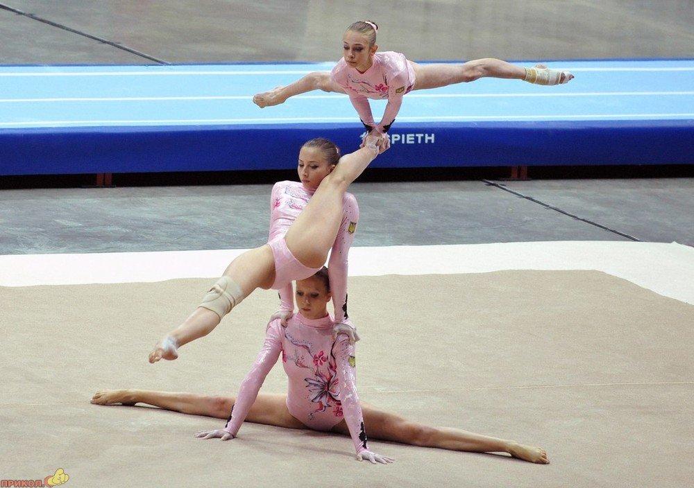 так гимнастики для генсеков видео так расстроилась, что