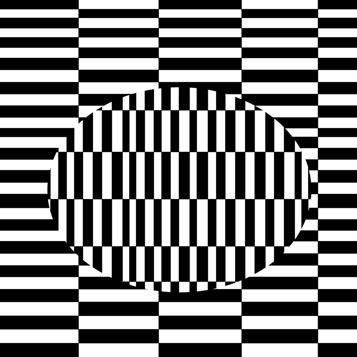 Столики фото черно белые картинки иллюзия