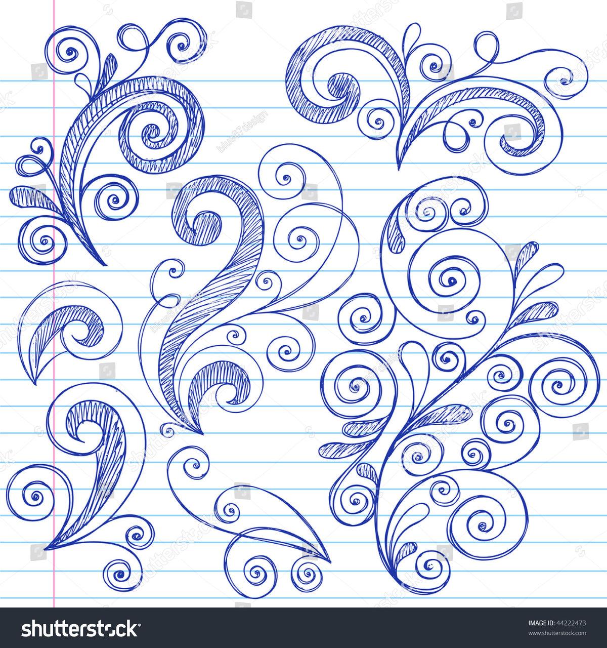 Какой узор можно нарисовать на открытке