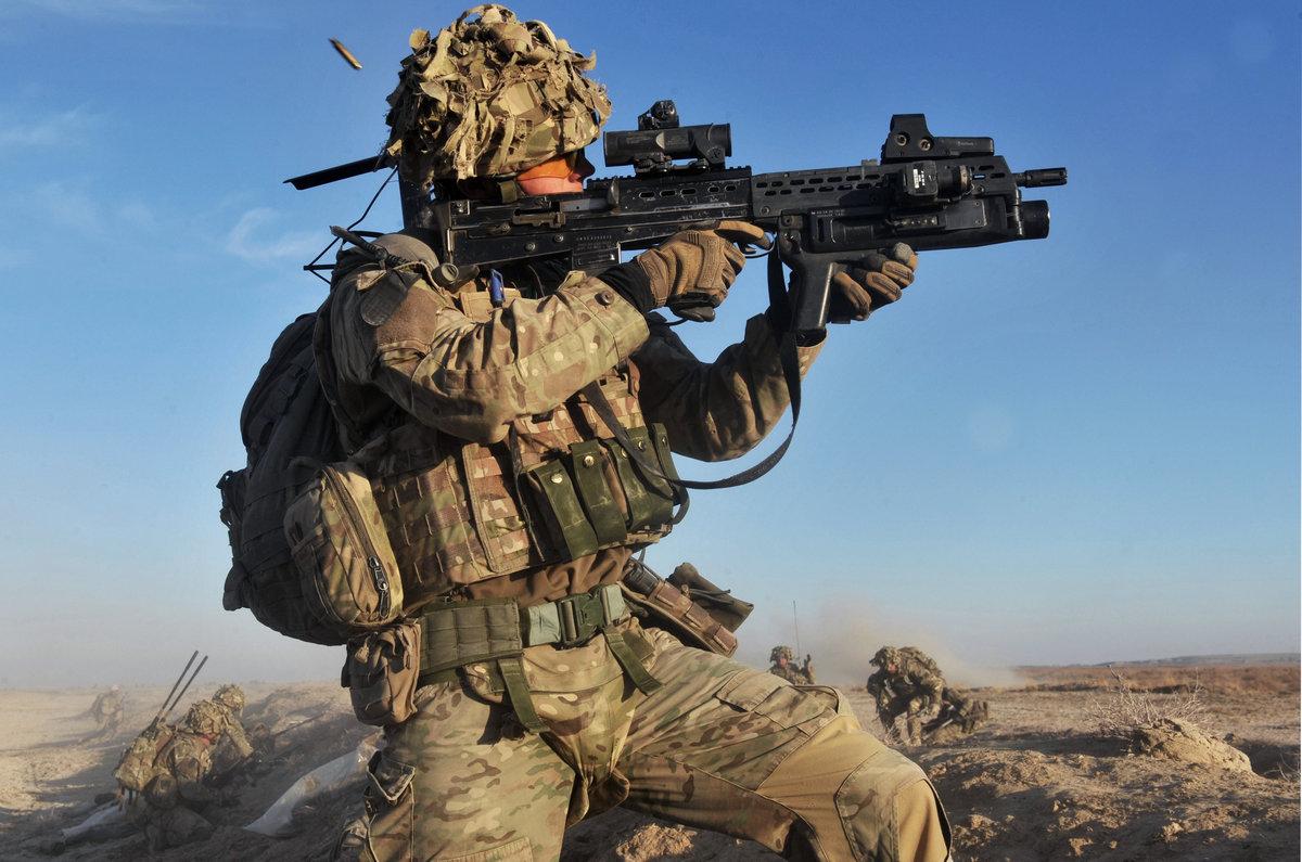 Британское вооружение с картинками