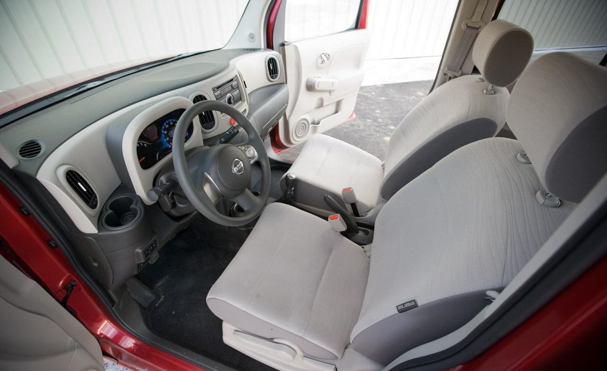 2010 Nissan Cube Interior Pictures Card From User Djv1 In Yandex