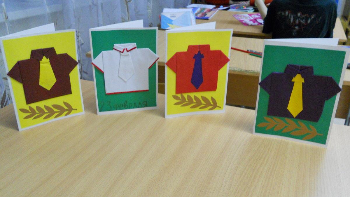 какого открытки детьми для пап на 23 февраля скачайте