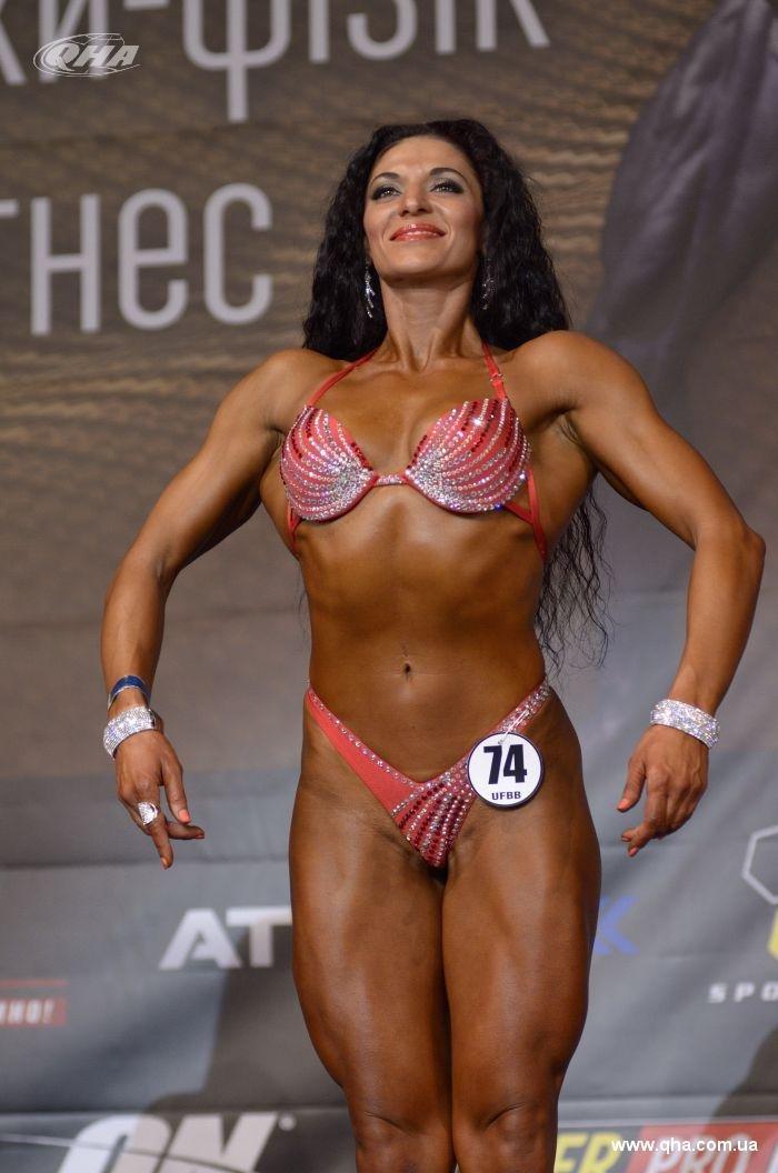 Чемпионка европы по фитнесу оксана румянцева фото