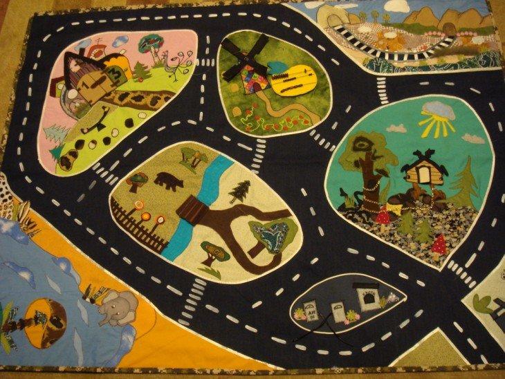 гости цыганскую картинки для игрового коврика своими руками название они
