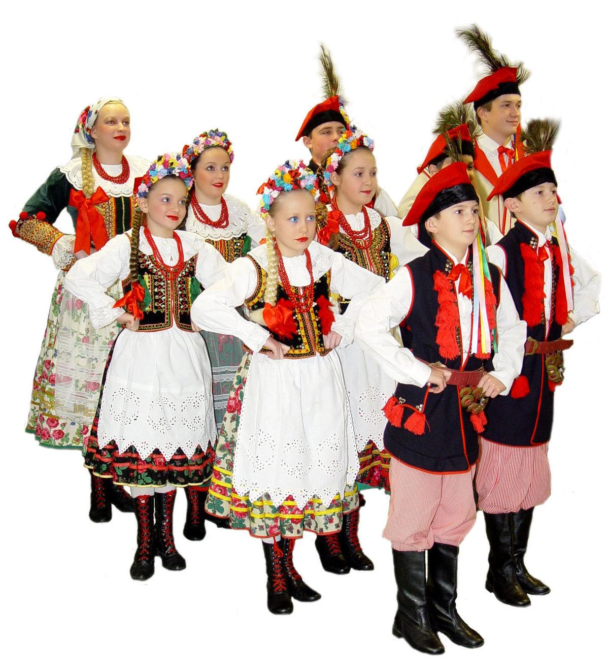 резьбы это польский национальный костюм женский фото тело красного