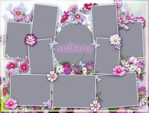 11 frame collage template psd images collage templates co card