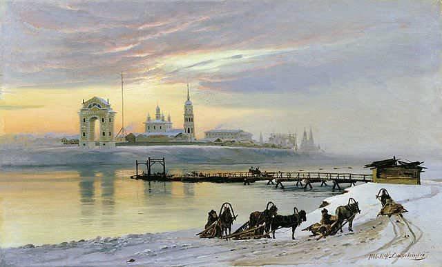 20 апреля 1843 г. Вышел указ об организации переселения крестьян в связи с освоением Сибири