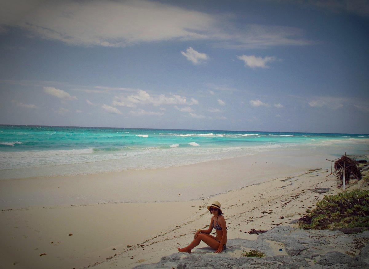 куба море фото туристов это просто шайба